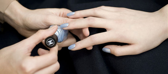 Chanel Sky Line Nagellack aus der Blue Illusion Make-up Kollektion 2012