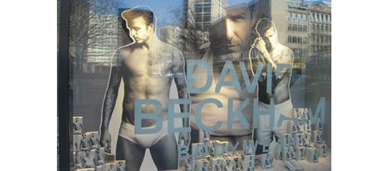 David Beckham Unterwäsche für H&M
