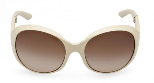 Die Prada Sonnenbrillen Folding in Love weiß