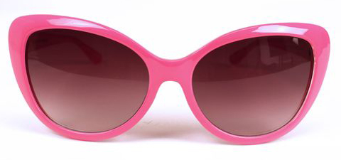 Friis & Company Sonnenbrille pink 1