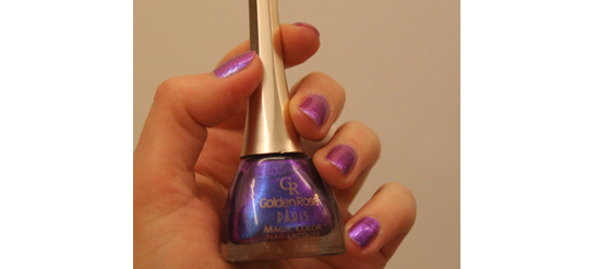 Golden Rose Paris Nagellack