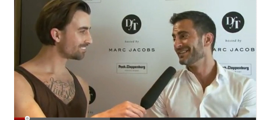 Marc Jacobs im Interview