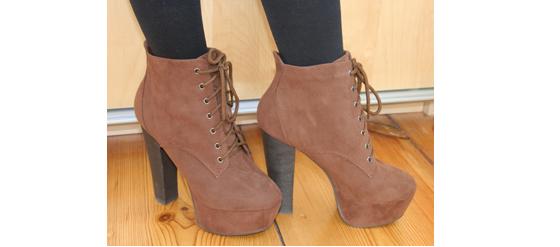 Meine neuen Nia Schuhe von Nelly
