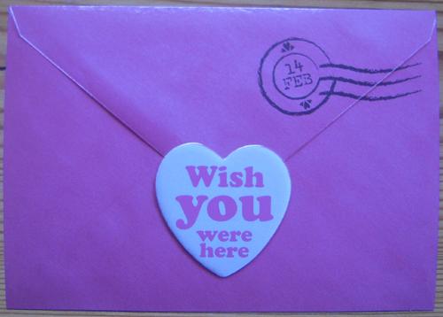 P&C Valentinskarte 7