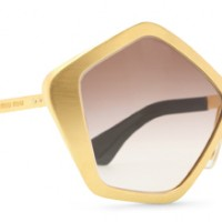 Sonnenbrille MIU MIU Cultes 1