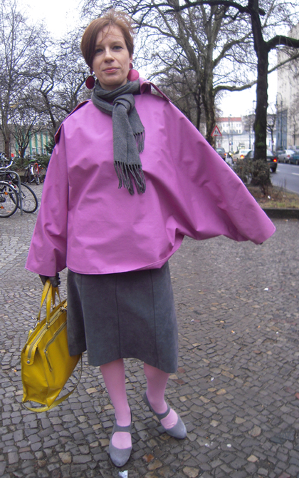 Streetstyle Cooles Cape