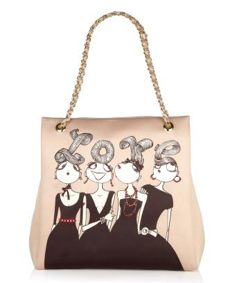 Tasche von Love Moschino