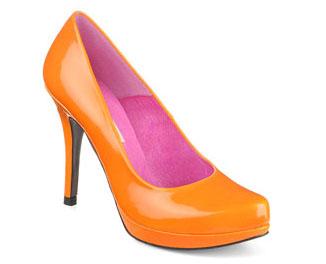 Buffalo Pumps Orange