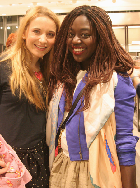 Grazia Style Night by P&C Berlin mit Bloggerin Lois