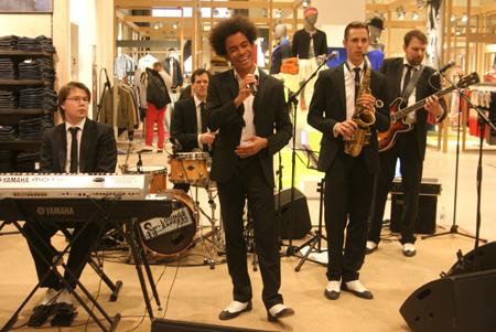Grazia Style Night by P&C Berlin Liveband