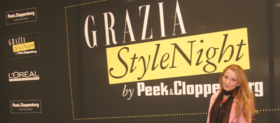 Grazia Style Night by P&C Berlin