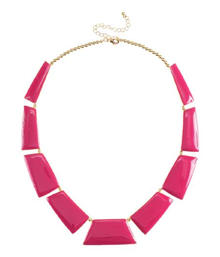 H&M Kette pink