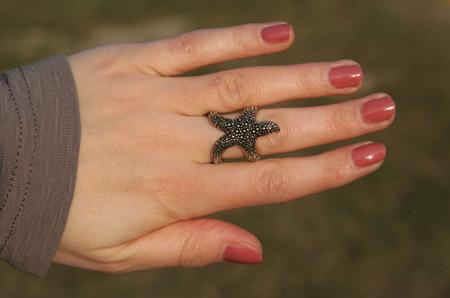 H&M Seestern Ring 2