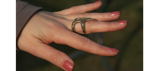 H&M Seestern Ring