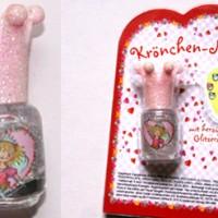 Krönchen-Nagellack von Prinzessin Lillifee
