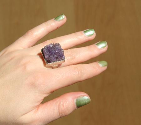 Mein Amethyst Ring 1