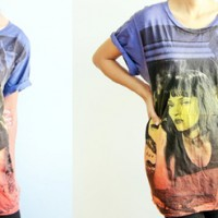 Pulp Fiction Shirts mit Uma Thurman
