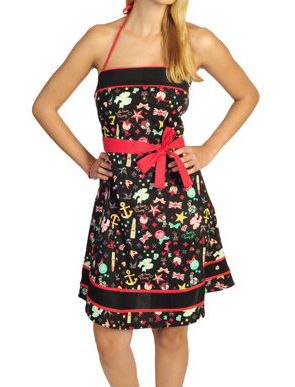 Pussy Deluxe Kleid