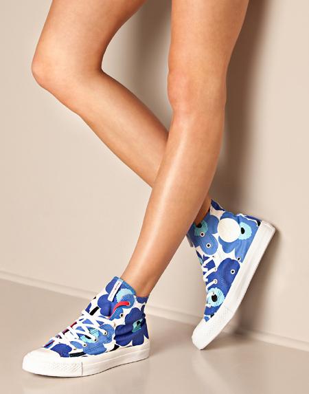 Schuh des Tages CONVERSE As Premium Marimekko OX 1