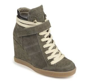 Sneaker Wedge von Buffalo