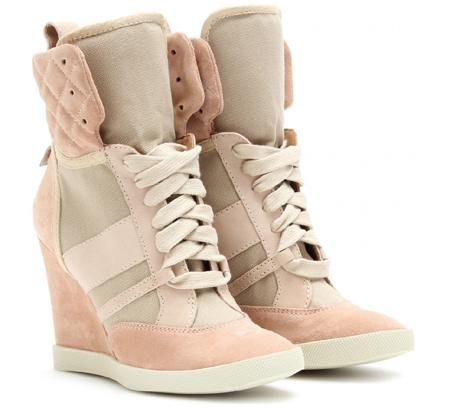 Sneaker Wedges von Chloé