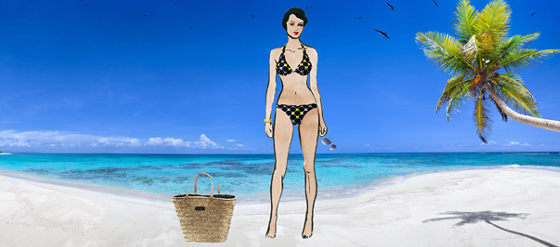 ANNA am Strand
