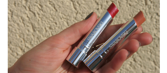 Aura by Swarovski Crystallize Your Lips Lippenstift