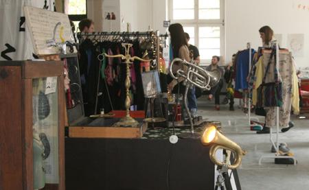 Beim Voodoo Market Berlin 5