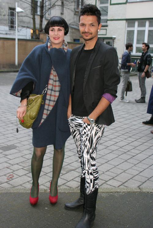 Besucher Designer Scouts in Berlin