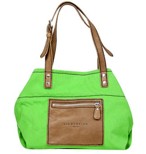 Beta Tasche von Liebeskind Berlin neon grün