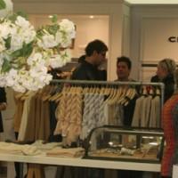 Club Monaco Shop Opening in der Galeries Lafayette Berlin