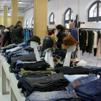 Designer Sale Shooping in Berlin 1