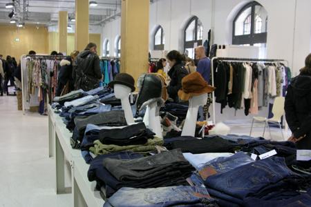 Designer Sale Shooping in Berlin 1