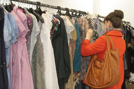 Designer Sale Shooping in Berlin 4