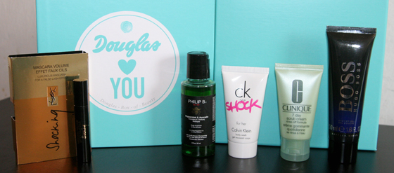 Douglas Box of Beauty vom April 2012