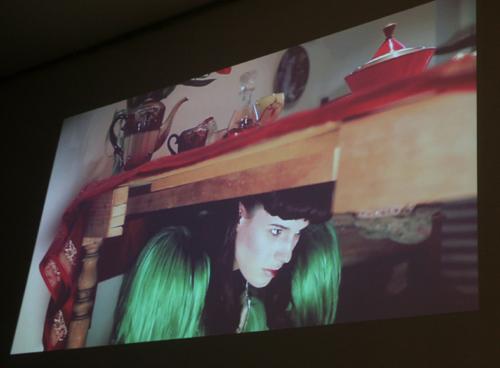 Fashion-Film The Visit von Katja Hentschel 2