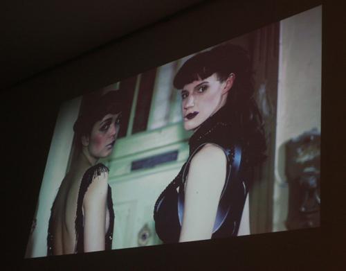 Fashion-Film The Visit von Katja Hentschel