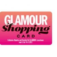 Glamour Shopping Card 2012
