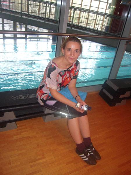 Im Fitnessstudio 1
