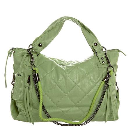 Miss Gustto Tasche bei Zalando grün