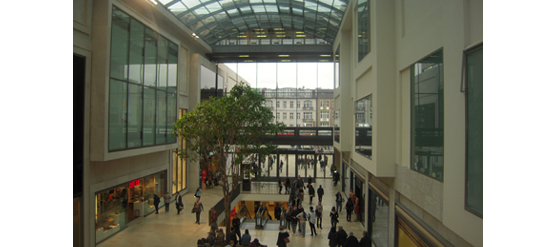 Shoppingcenter Boulevard Berlin in der Schlossstraße