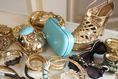 Anna Dello Russo designt Accessoires für H&M 1