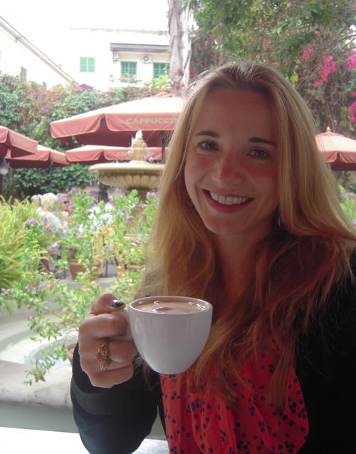 Cappuccino San Miguel auf Mallorca 1