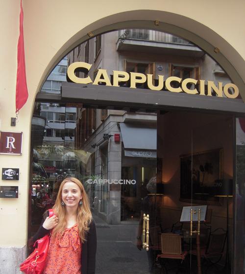 Cappuccino Cafe Mallorca