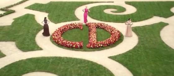 Dior Modefilm Secret Garden – Versailles