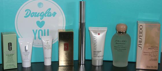 Douglas Box of Beauty 2012