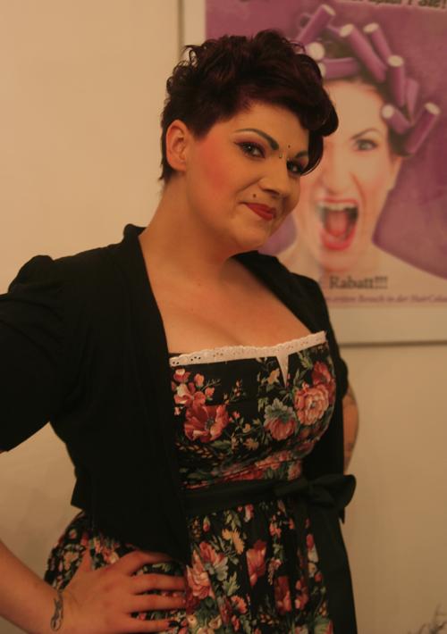 Hair Colada Geschäftsinhaberin Melissa