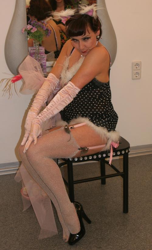 Kitty Show von Sheera Champagne
