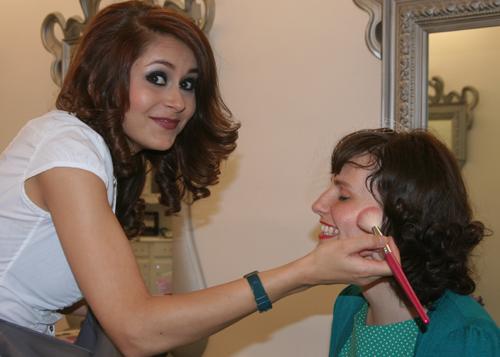 Lija gibt Make-up Tipps