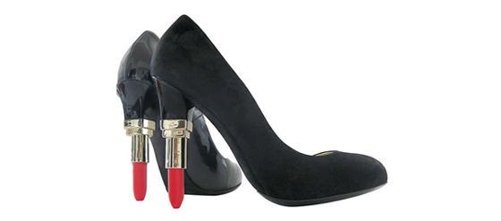 Lipstick-Heel von Alberto Guardini